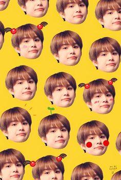 Wallpaper Iphone Cute, I Wallpaper, Cute Wallpapers, Nct 127, Kim Jung Woo, Kids Diary, Nct Life, Jaehyun Nct, Kpop