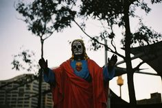Jesus Is My Aboriginal. | I quite enjoyed all the glammed up… | Flickr - Photo Sharing!