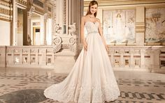 Demetrios 2015 Wedding Dress Style 1479 I love everything about this dress. This dress is so stunning