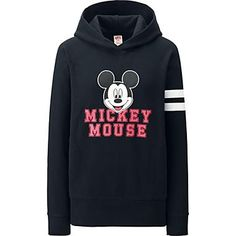 WOMEN Disney Project SWEAT GRAPHIC PULLOVER HOODIE