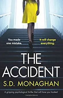 The Accident: A gripping psychological thriller that will have you hooked