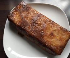 Recette FONDAND AUX POMMES ET CARAMEL BEURRE SALÉ par KANI - recette de la catégorie Desserts & Confiseries