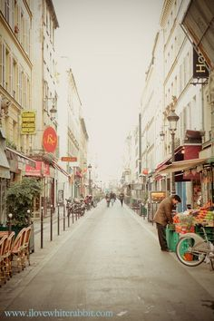 Paris travel photos by Bay Area photographer Monica Michelle  #parisstreetphotography