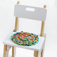 Taking It Further - Chair Pad