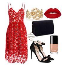 Self portrait dress, lace midi dress outfit, Indian fashion blogger