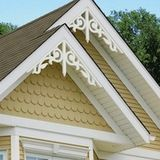 5 Insane Tips Can Change Your Life: Flat Roofing Makeover metal roofing interior.Shed Roofing Truss roofing house dreams. Exterior Cladding, Exterior Siding, Exterior Design, Vinyl Cladding, Exterior Houses, House Exteriors, Exterior Paint, Roof Architecture, Architecture Details