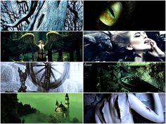 Maleficent ~ by #Acreate Fairytale