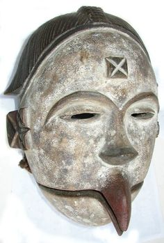 TRIBAL AFRICAN ART  OGONI