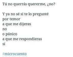 #microcuento.