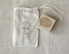 Rubber Stamp  Thank You Speech Bubble by witandwhistle on Etsy, $20.75