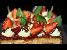 Le fraisier moderne de Christophe Michalak (#DPDC) - YouTube