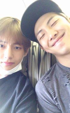 Ainda a coisa mais linda do mundo (Tae) e Namjoon BTS