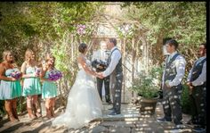 Rustic Ranch Wedding-San Miguel Ca