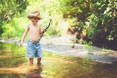 loving this boyish fishing shoot