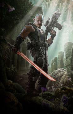 Shadowrun Orc samourai from Víctor Manuel Leza Shadowrun Game, Sci Fi Rpg, Cyberpunk Rpg, Space Fantasy, Futuristic Art, Sci Fi Characters, Samurai, Character Portraits, Aliens