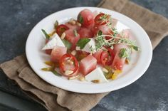 Think beyond the slice with refreshing watermelon : Lifestyles