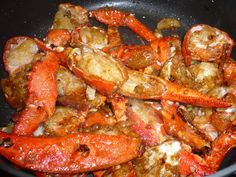 Discover what are Chinese Fish And Shellfish Food Preparation Lobster Legs Recipe, Lobster Recipes, Hong Kong Style Lobster Recipe, Fried Lobster, Lobster Dishes, Crab Dishes, Seafood Dishes, Shellfish Recipes, Seafood Recipes