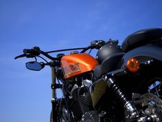 Harley-Davidson Sportster Forty-Eightに乗り始めて約1ヶ月