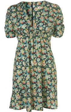 the perfect spring dress (kate moss for topshop)