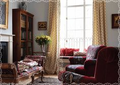 Room of the Day ~ Nathalie Farman-Farma home, shot by Miguel Flores-Vianna 4.30.2015
