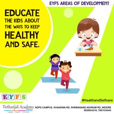 Eyfs Curriculum, Physical Fitness, Physical Exercise, Indore, Keeping Healthy, Pre School, Children, Kids, Innovation