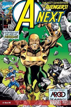 Marvel Comic Books, Marvel Comics, Hope Pym, The Original Avengers, Book Creator, New Warriors, The Mighty Thor, American Comics, Comic Covers