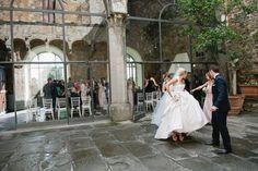 Jasmine and Tom's Italian Wedding at the Castello di Vincigliata in Florence, Italy