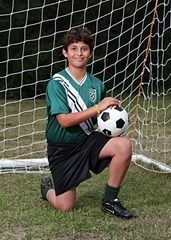 soccer individual picture poses | ... pose Ideal for youth teams prior to practice Includes individual, team