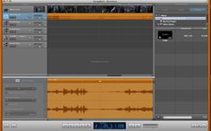 We used garageband to enhance the background sounds and voice audio used to make louder and clearer