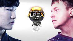 Overwatch APEX Season1 Final Opening title +Player Bridge (set1-3)  FINAL Afreeca Freecs Blue vs EnVyUs  Creative Director: Yeonjung Hong  Designer : Yeonjung Hong sound & Film Editing by : Hyungrok Min   2016. 12 OGN on-air