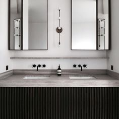"301 Likes, 17 Comments - JeanCharlesTomas (@jeancharlestomas) on Instagram: ""• Bathroom II • #jeancharlestomas #interiordesign #bathroom #marble #paris #france"""