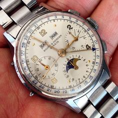 """いいね!288件、コメント13件 ― Peterさん(@ex_omega)のInstagramアカウント: 「This is a lovely watch for small money compare to the watches of """"big names"""" …」"""
