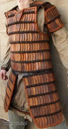 lamellar leather - Google Search