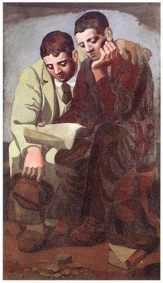 LA LECTURA DE LA CARTA. 1921