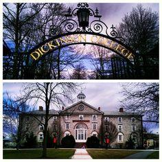 Dickinson College in Carlisle, PA