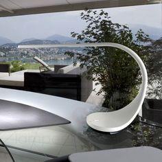 SWAY LED lamp. A bit futuristic....?