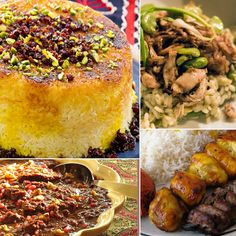 6 Popular Persian Dishes to Celebrate Iranian New Year