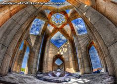 Tabriz Mausoleum of Poets  The city of Tabriz in Iran's East Azarbaijan Province has been known throughout history as the gem of literature and culture. Maqbaratoshoara or the Mausoleum of Poets is a testimony to the city's glorious cultural past.   Located in the Sorkhab district of Tabriz, the historical site houses some 400 writers, poets and mystics from the 11th century to the modern times.  www.ifilmtv.ir/english