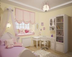 Room for princess on Behance