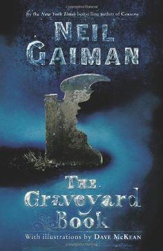 The Graveyard Book de Neil Gaiman,