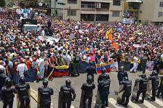 Aumentan a 16 los muertos por las protestas en Venezuela   NOTICIAS AL TIEMPO