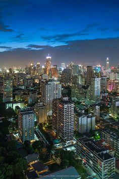 City of Angel  Bangkok, Thailand