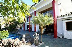 Ferienhaus Villa Bamboo Teneriffa www.teneriffa-mauritius.de