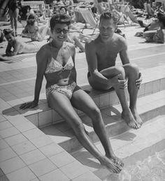 1940s vintage bikini