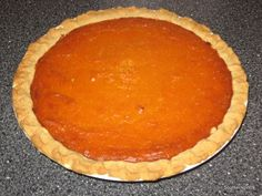 """Pinner said """"This Southern sweet potato pie recipe is a holiday tradition at our house. Not only is this delicious dessert part of our Thanksgiving and Christmas meals, it is also enjoyed frequently, just because it is so good"""". Köstliche Desserts, Delicious Desserts, Dessert Recipes, Sweet Desserts, Drink Recipes, Appetizer Recipes, Yummy Treats, Sweet Treats, Sweet Potato Recipes"""