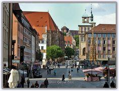 Nürnberg Şehrinin Tarihi ve Gezilip Görülmesi Gereken Yerleri - Forum Gerçek
