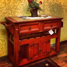 Coffee Cart Rustic Furniture Depot Www.rusticfurnituredepot.com 11901 US  Hwy 380 Crossroads TX