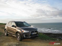 Mitsubishi ASX Cross City 1.6 DI-D: O Eterno Incompreendido!