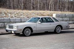 1980 Chrysler Cordoba Coupe