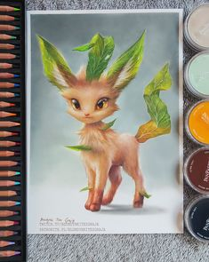 Leafeon is creepiest Eevee evolution! It was really strange to draw a mammal with plant growing from its body What is the most disturbing Leafeon Cute Disney Drawings, Cute Animal Drawings, Cute Drawings, Pikachu Art, Pokemon Fan Art, Creepy Pokemon, Pokemon Backgrounds, Pokemon Eevee Evolutions, Cute Pokemon Pictures